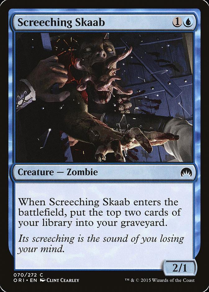 Screeching Skaab [ORI]