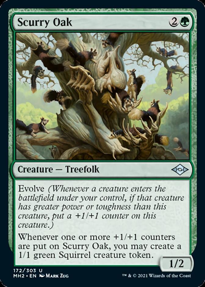 Scurry Oak [MH2]