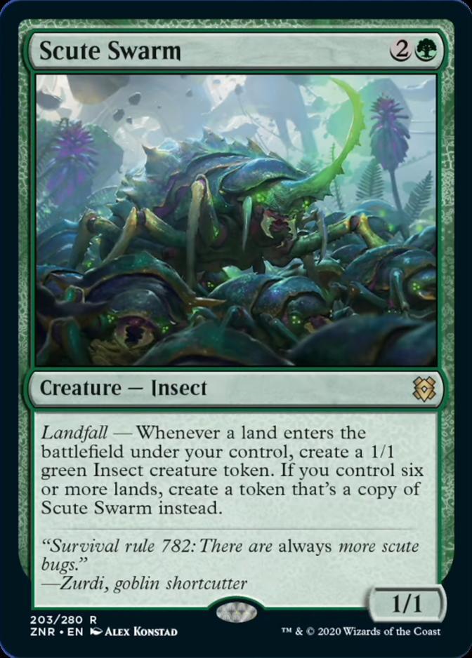 Scute Swarm [ZNR]
