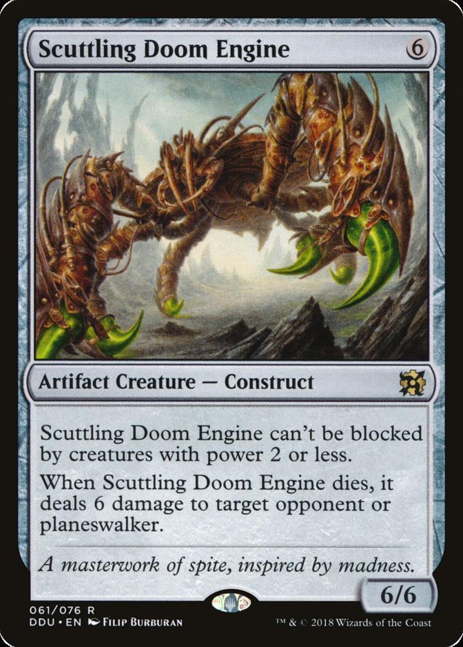 Scuttling Doom Engine [DDU]