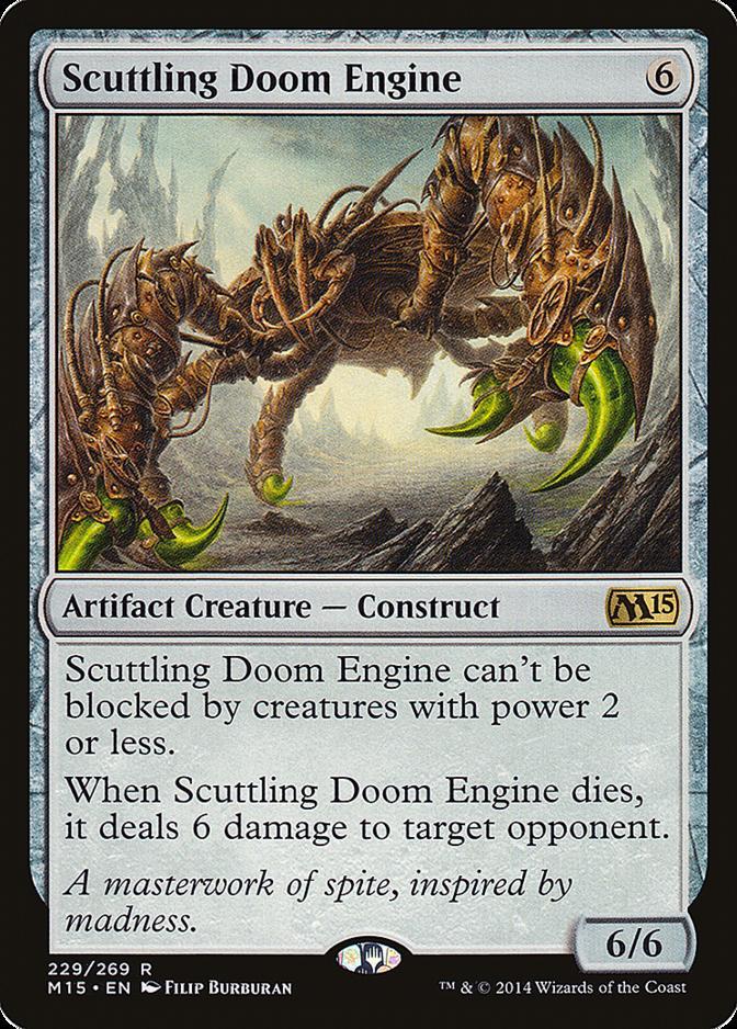 Scuttling Doom Engine [M15]
