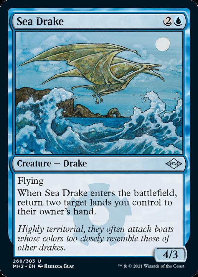 Sea Drake [MH2]