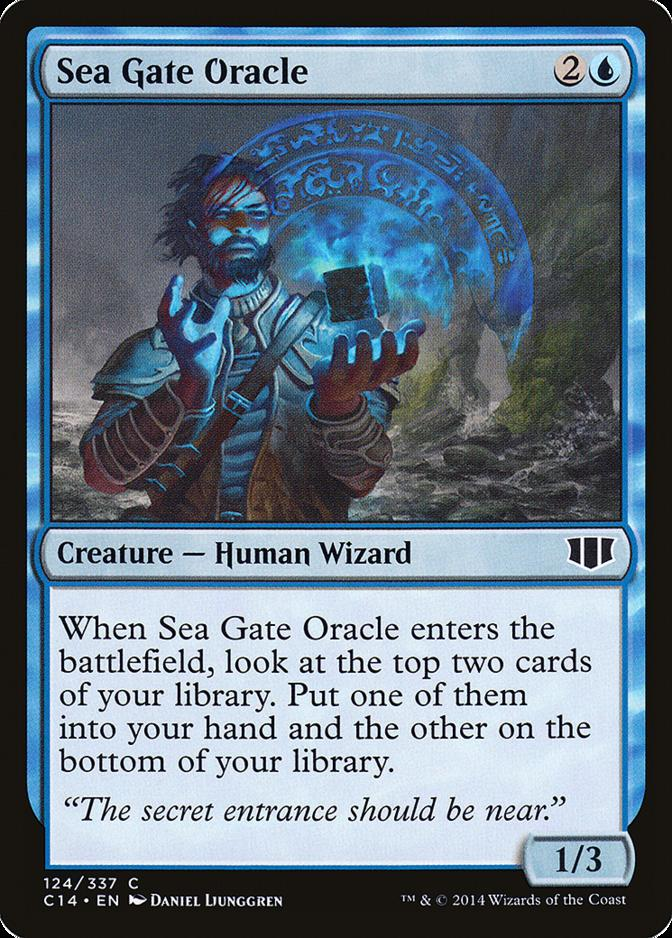 Sea Gate Oracle [C14]