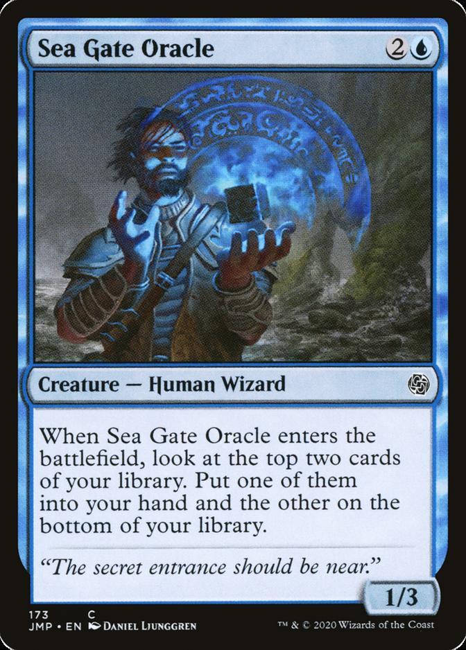 Sea Gate Oracle [JMP]