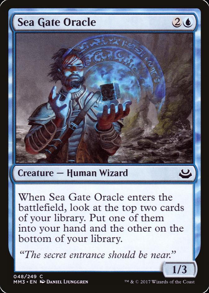 Sea Gate Oracle [MM3]