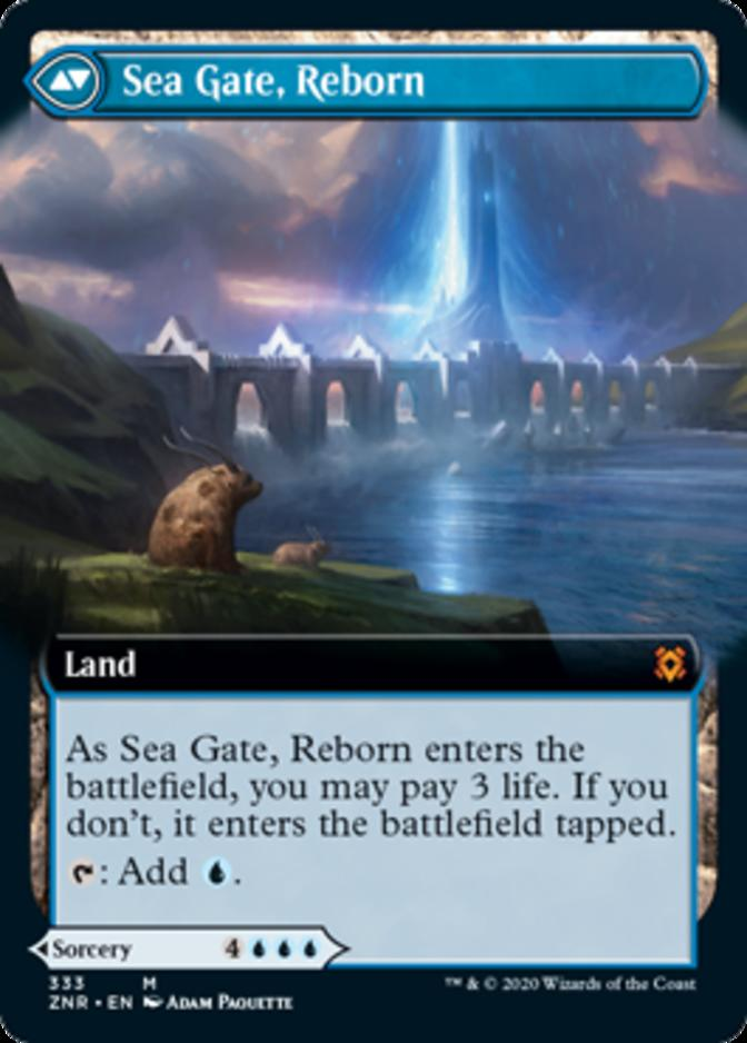 Sea Gate, Reborn [PZNR]