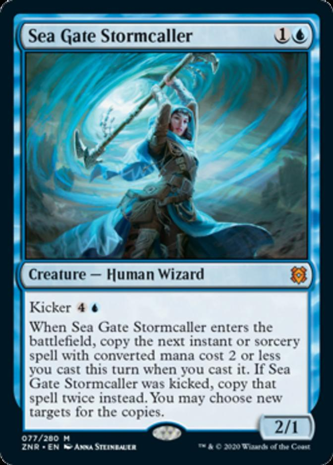 Sea Gate Stormcaller [ZNR]