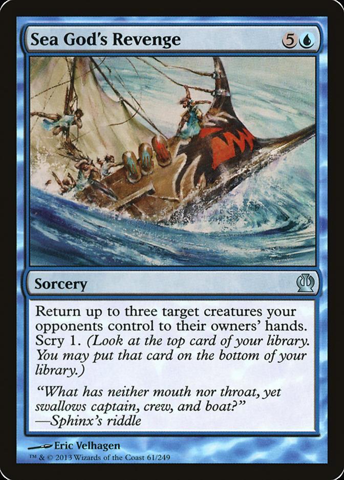 Sea God's Revenge [THS] (F)