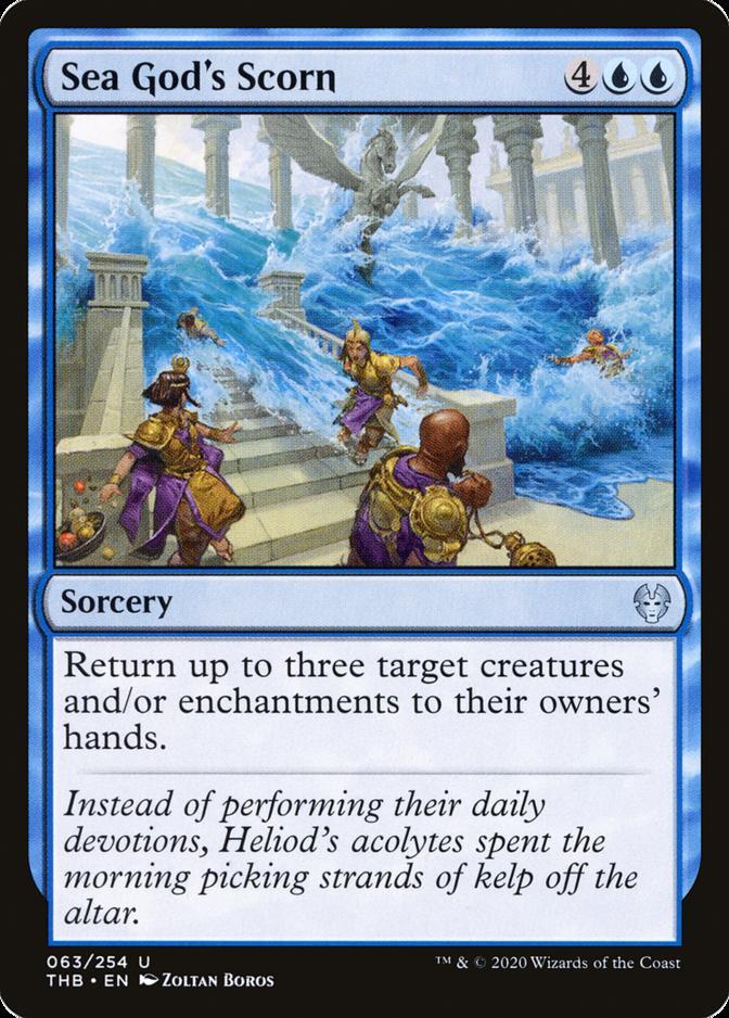 Sea God's Scorn [THB]