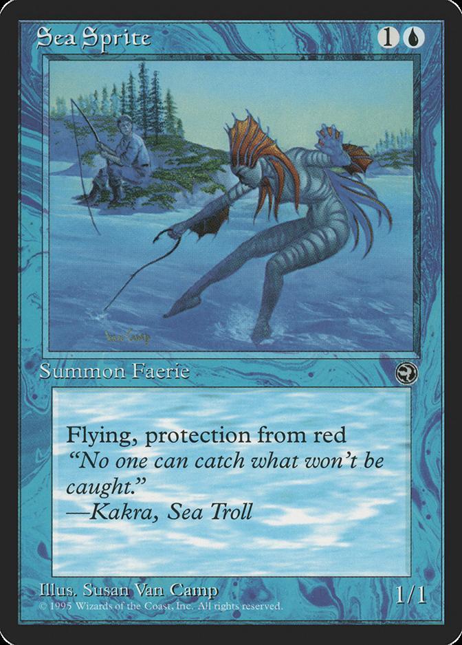 Sea Sprite [HML]