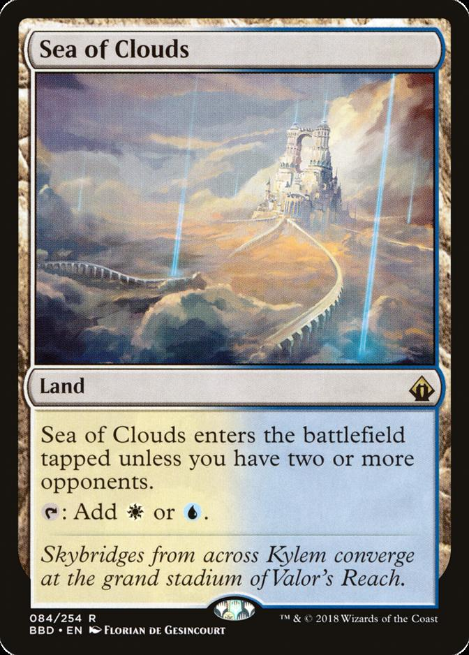 Sea of Clouds [BBD]