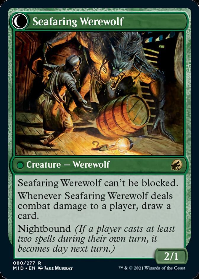 Seafaring Werewolf [MID]