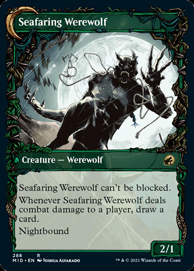 Seafaring Werewolf <showcase> [MID]