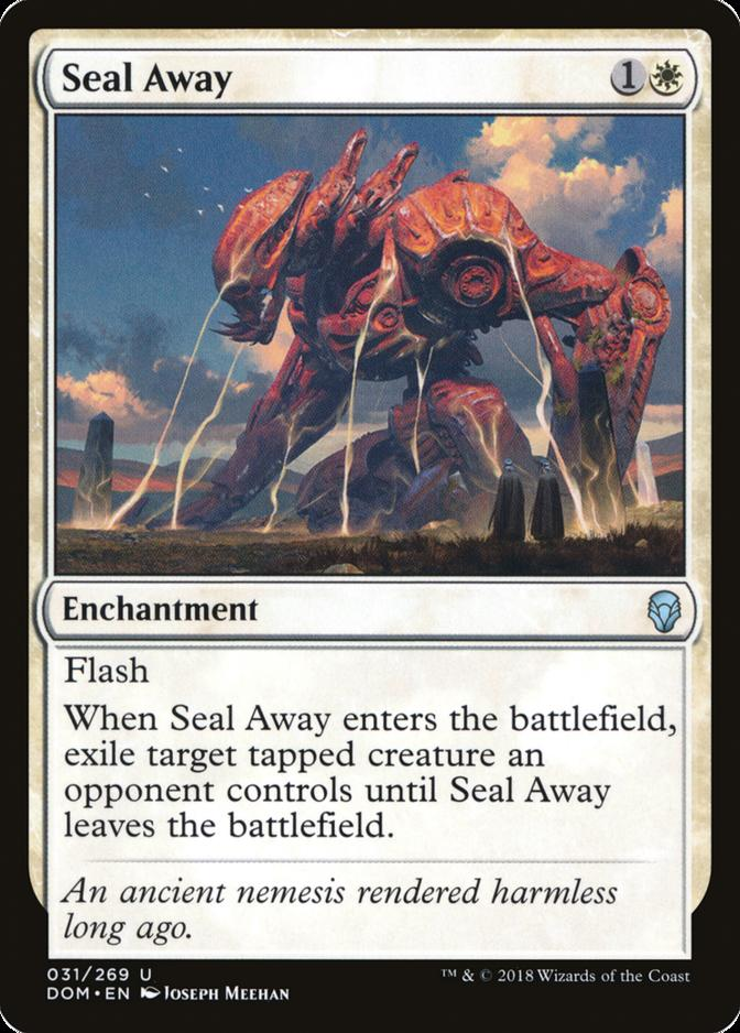 Seal Away [DOM]