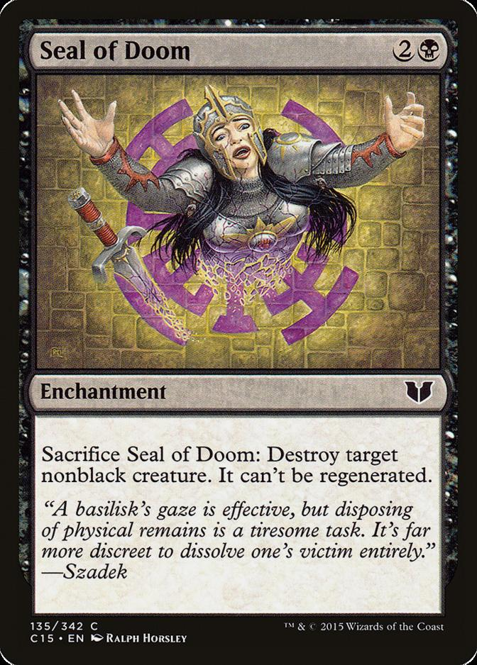 Seal of Doom [C15]