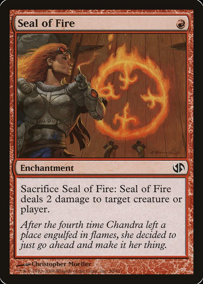 Seal of Fire [DD2]