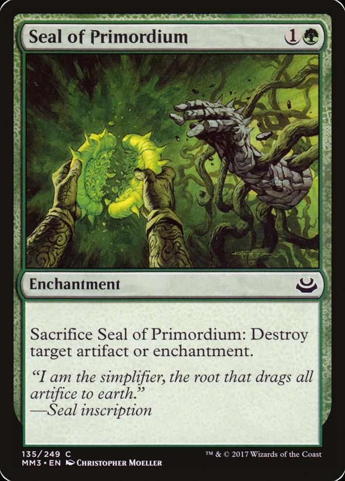 Seal of Primordium [MM3]