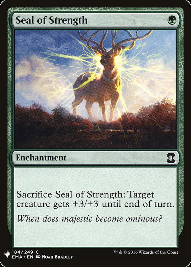 Seal of Strength [MB1]