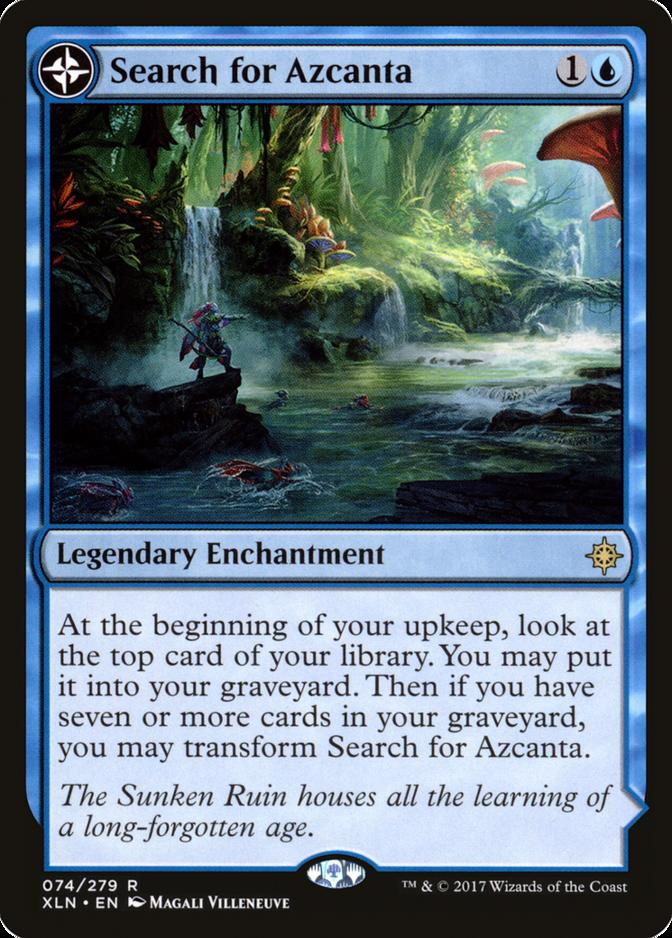 Search for Azcanta [XLN]