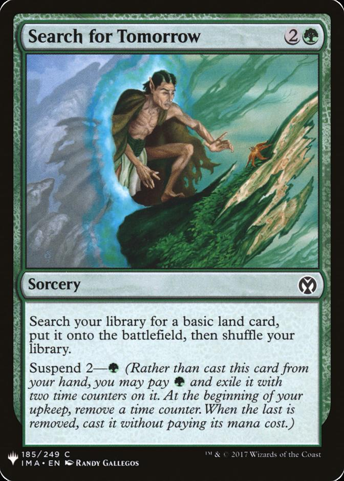 Search for Tomorrow [MB1]