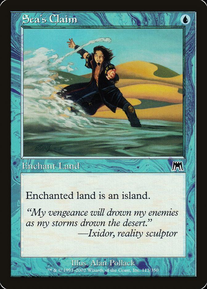 Sea's Claim [ONS]