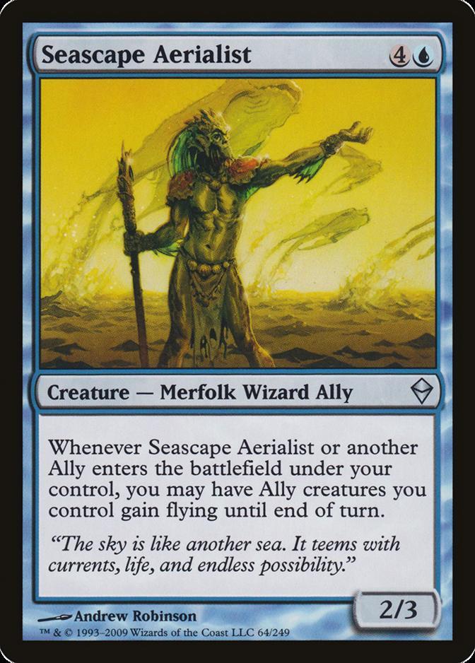 Seascape Aerialist [ZEN]
