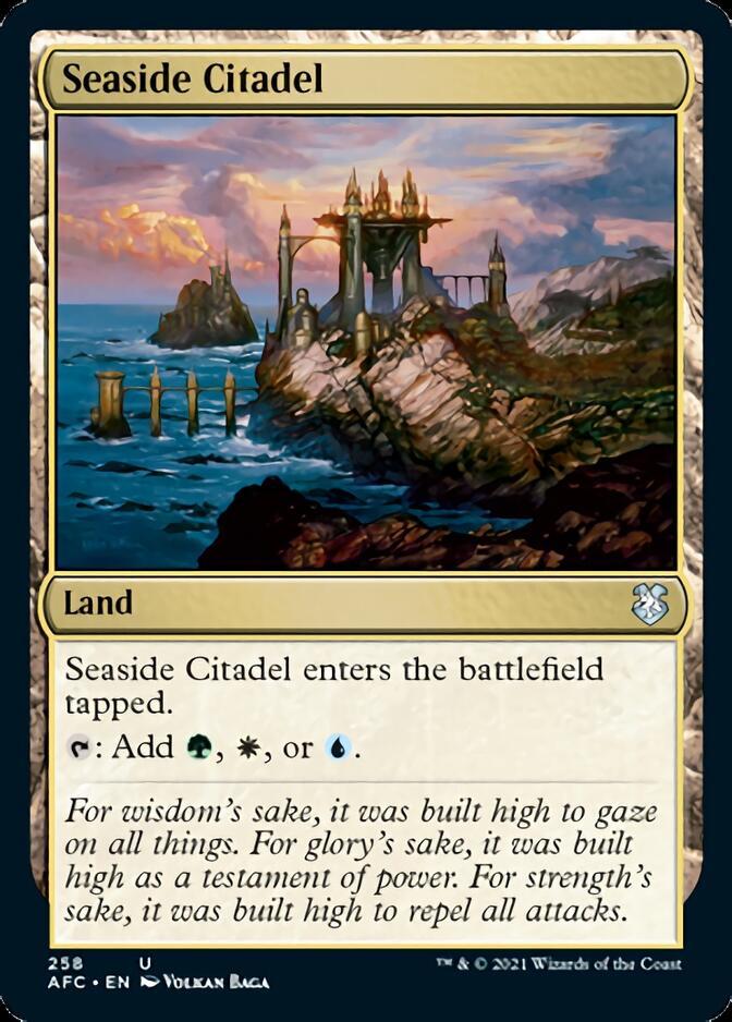 Seaside Citadel [AFC]
