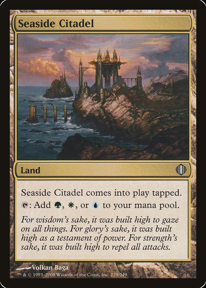 Seaside Citadel [ALA] (F)