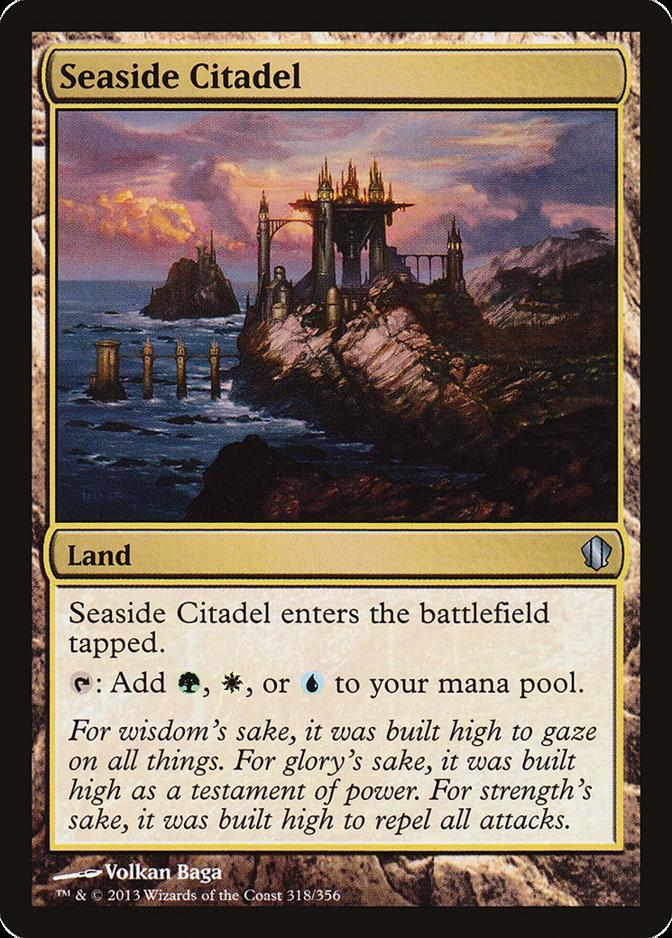 Seaside Citadel [C13] (F)