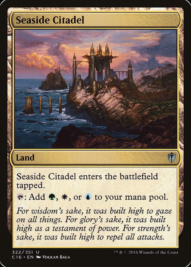 Seaside Citadel [C16]
