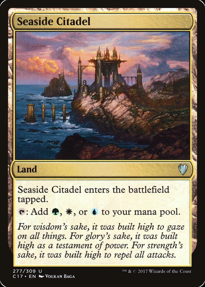 Seaside Citadel [C17]