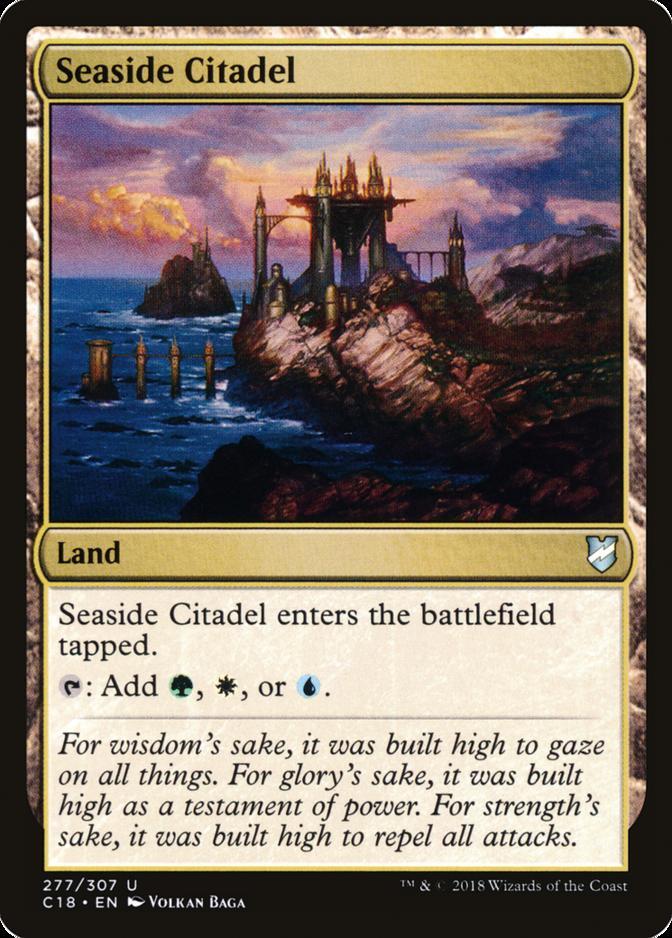 Seaside Citadel [C18]
