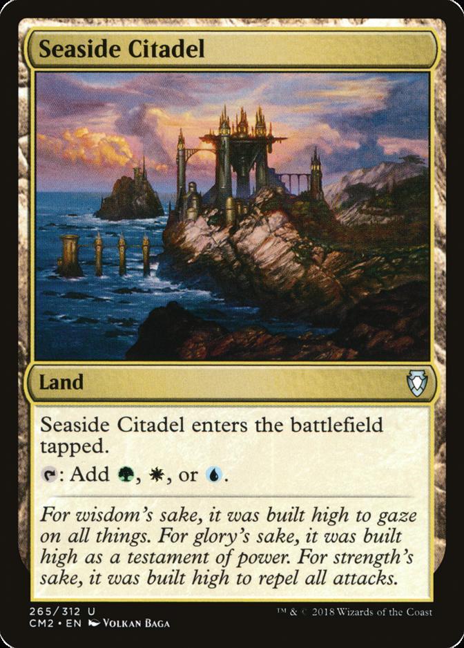 Seaside Citadel [CM2]