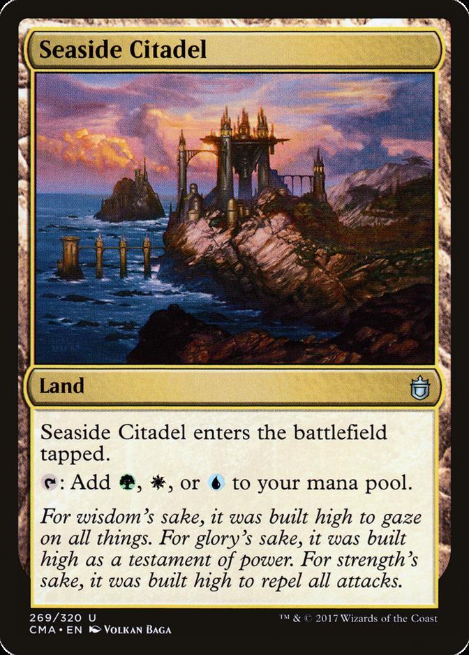 Seaside Citadel [CMA]