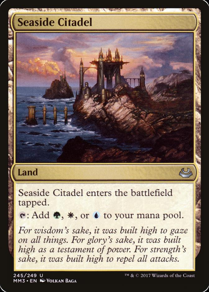 Seaside Citadel [MM3]