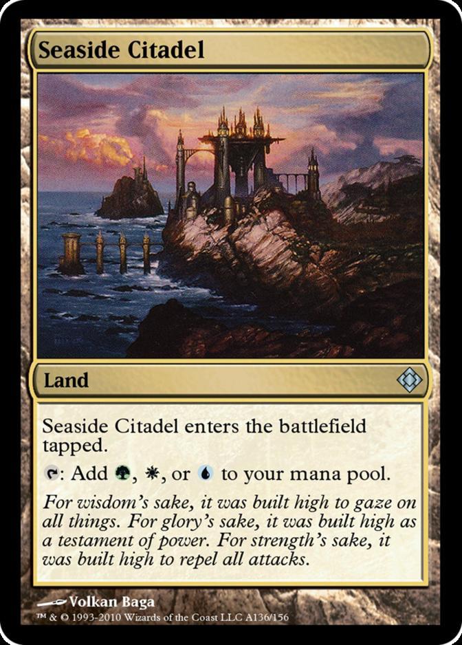 Seaside Citadel [TD0]