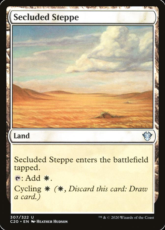 Secluded Steppe [C20]