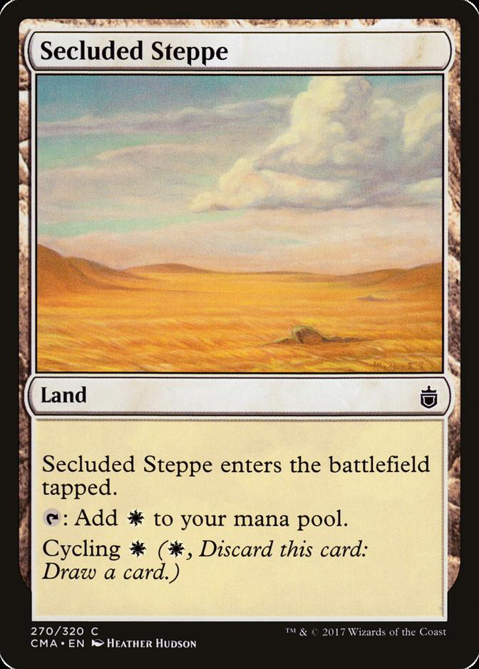 Secluded Steppe [CMA]