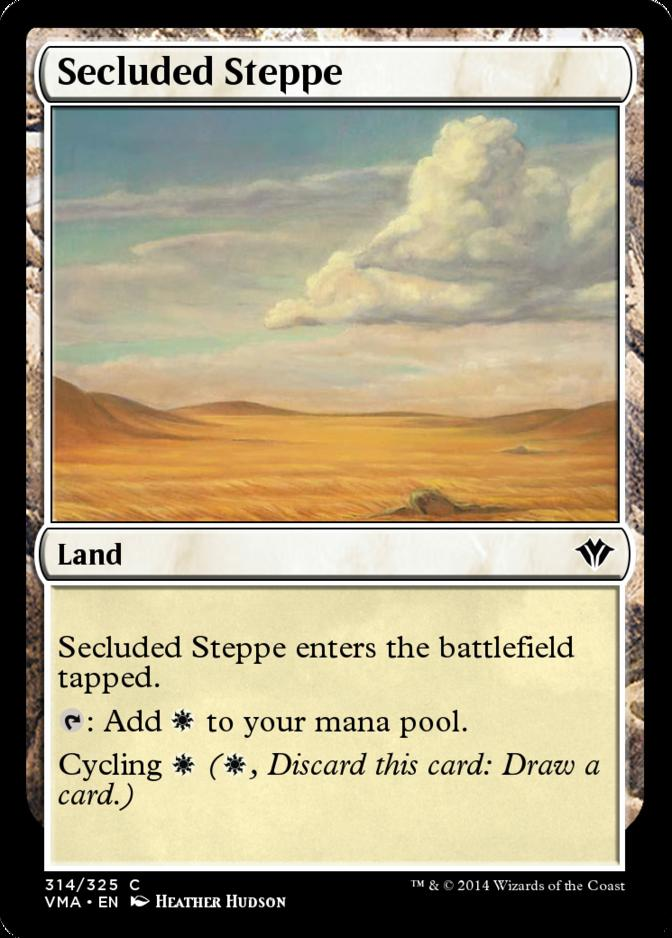 Secluded Steppe [VMA] (F)