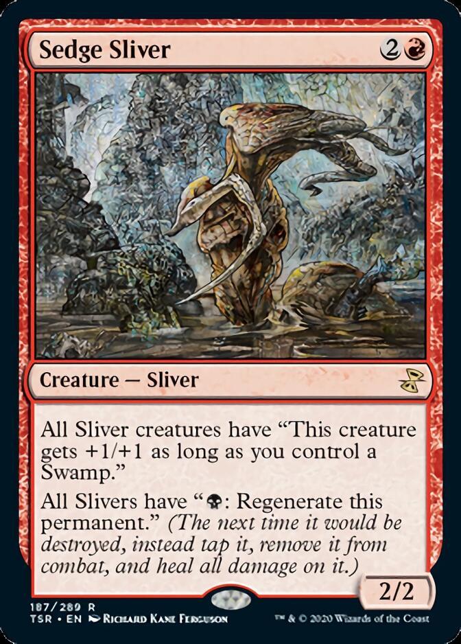 Sedge Sliver [TSR]