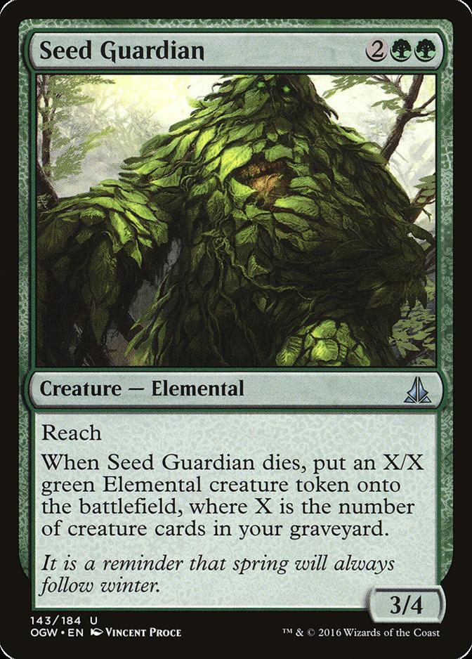 Seed Guardian [OGW]