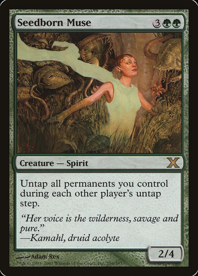Seedborn Muse [10E]