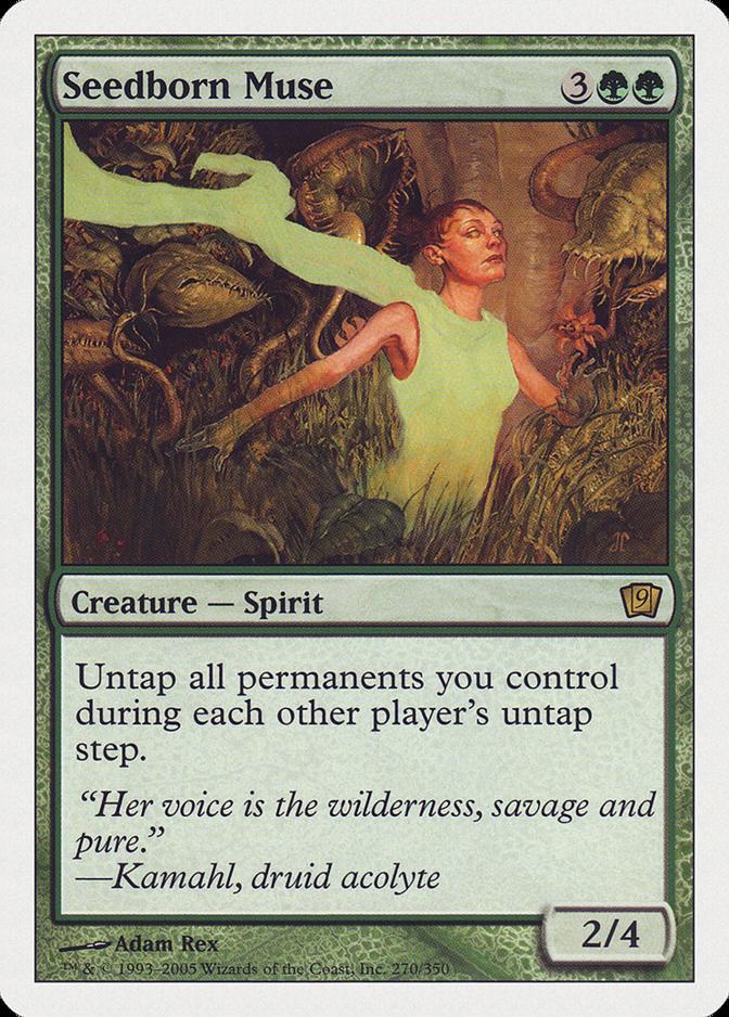 Seedborn Muse [9ED]