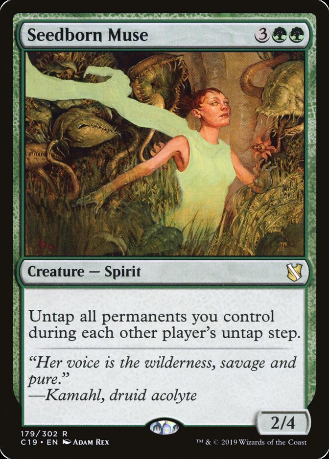Seedborn Muse [C19]
