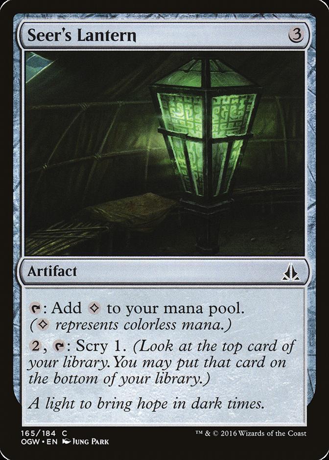 Seer's Lantern [OGW]