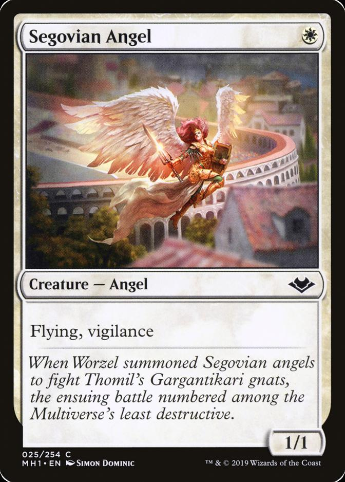Segovian Angel [MH1] (F)