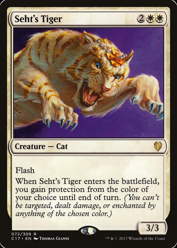 Seht's Tiger [C17]