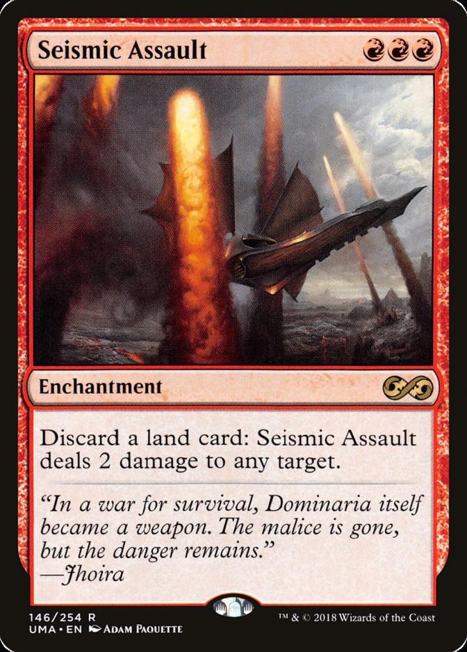 Seismic Assault [UMA]