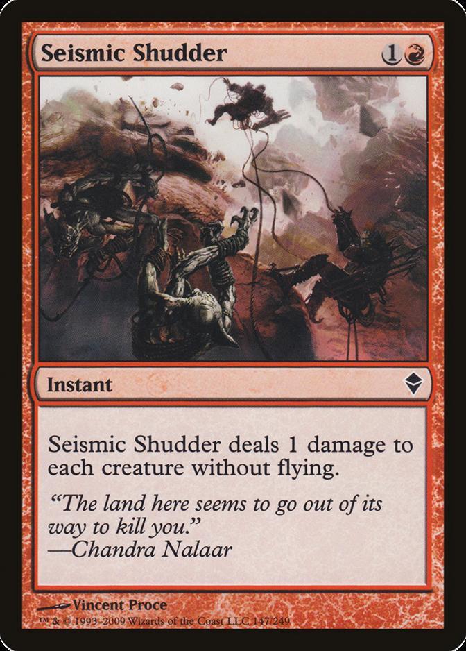 Seismic Shudder [ZEN]