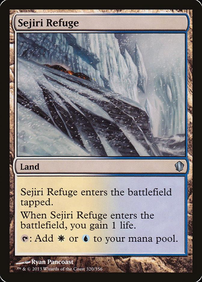 Sejiri Refuge [C13]
